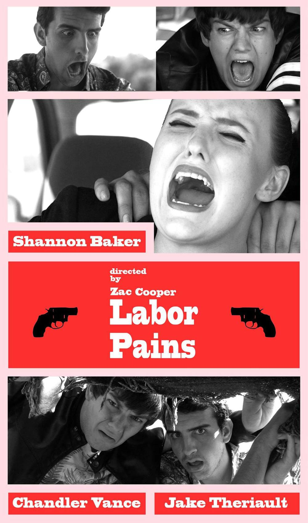 Zac Cooper/N3RD Productions \\\ Labor Pains (2015)  Original Score Composer