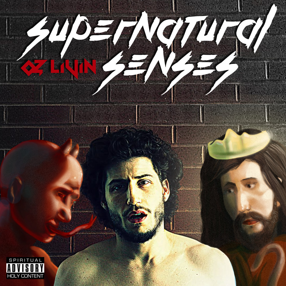 Oz Livin \\\ Supernatural Senses  (2016)  Mix/Master