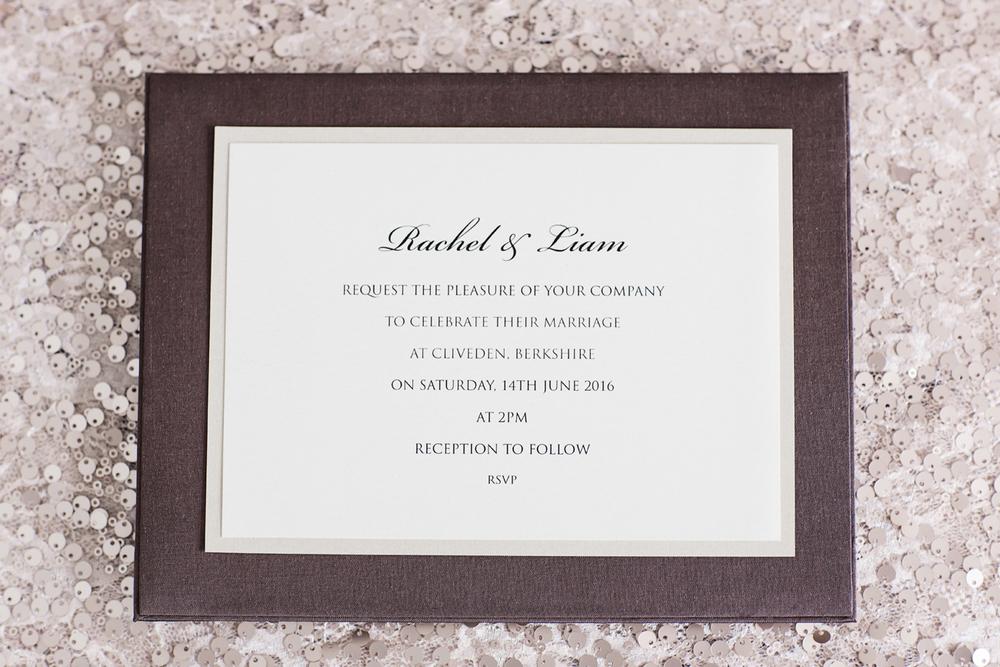 The Finer Details Silk Covered Card Invitation.jpg