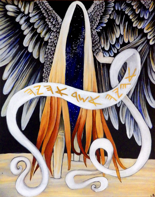 The Inner Companion - The Sandalphon - the angel who walks beside you