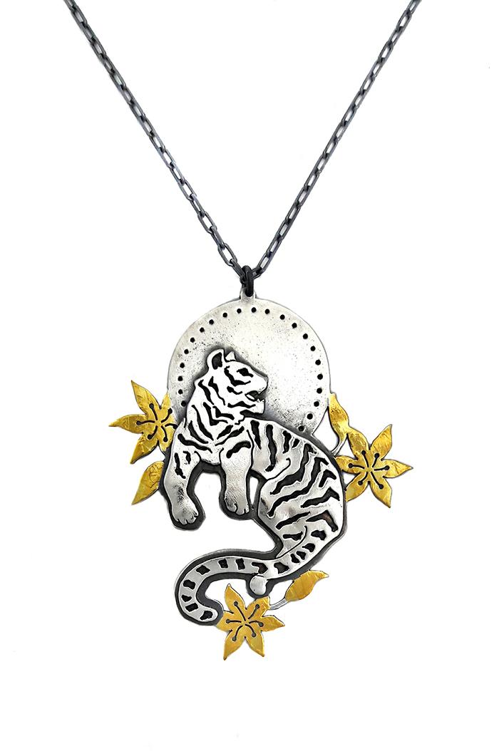 'Tigerlily' Sold