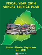 SEPTA 2014 Annual Service Plan (PDF, 2.6 MB) May 2013