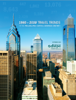 1980-2010 Travel Trends in the Philadelphia Central Business District , Sept. 2013 (PDF, 16.8 MB)