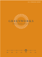 Greenworks Philadelphia 2013 Progress Report  (PDF, 4.2 MB)