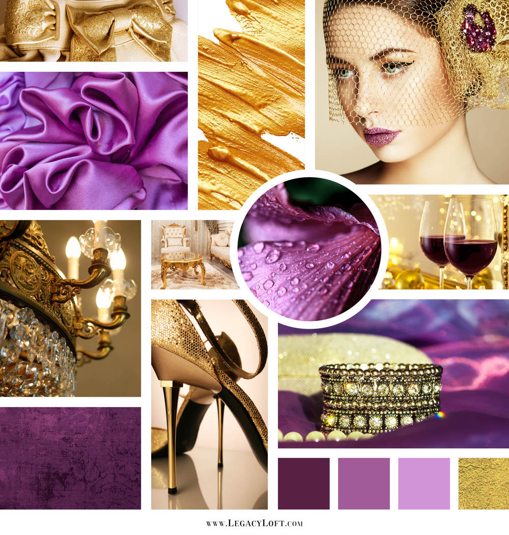 Business Coach Mood Board