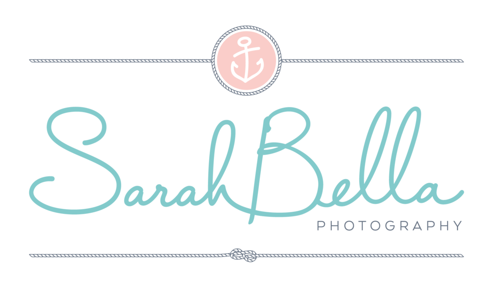 Final Logo design for Sarah Bella Photography.