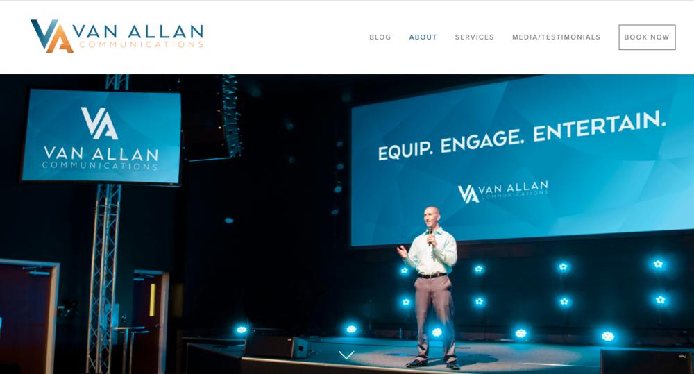 Van Allan Communications