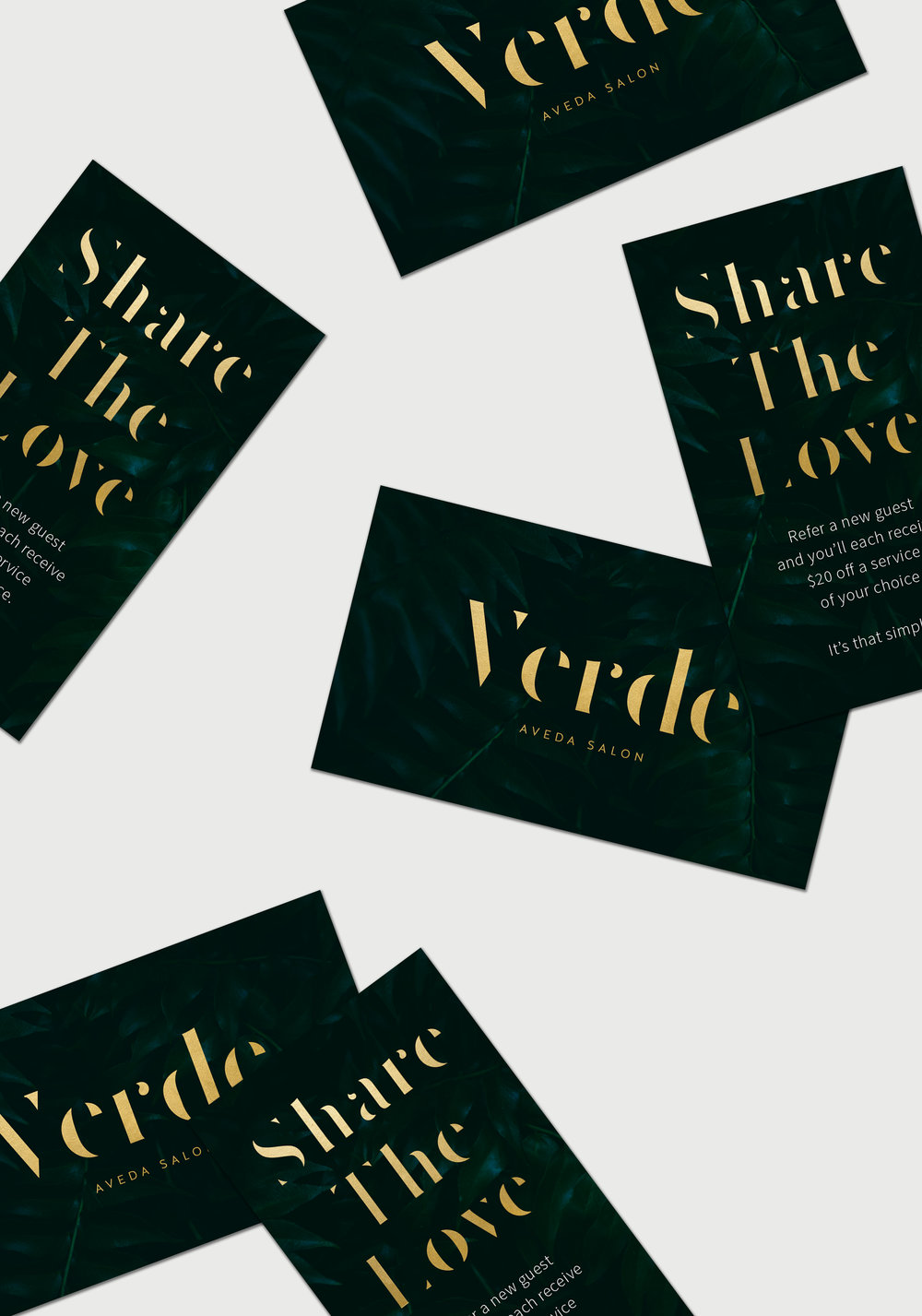 verde-aveda-salon-winnipeg-bridgwater-branding-design-business-cards-clover-and-crow
