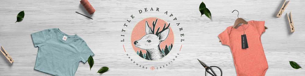 little-dear-apparel-winnipeg-branding-design-clover-and-crow