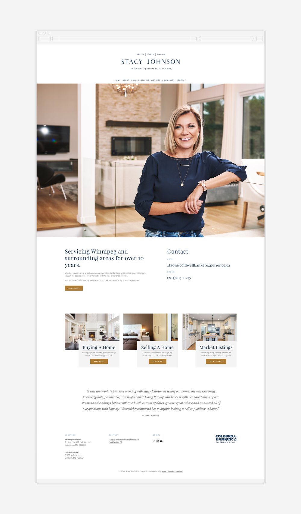 stacy-johnson-website-design-clover-and-crow
