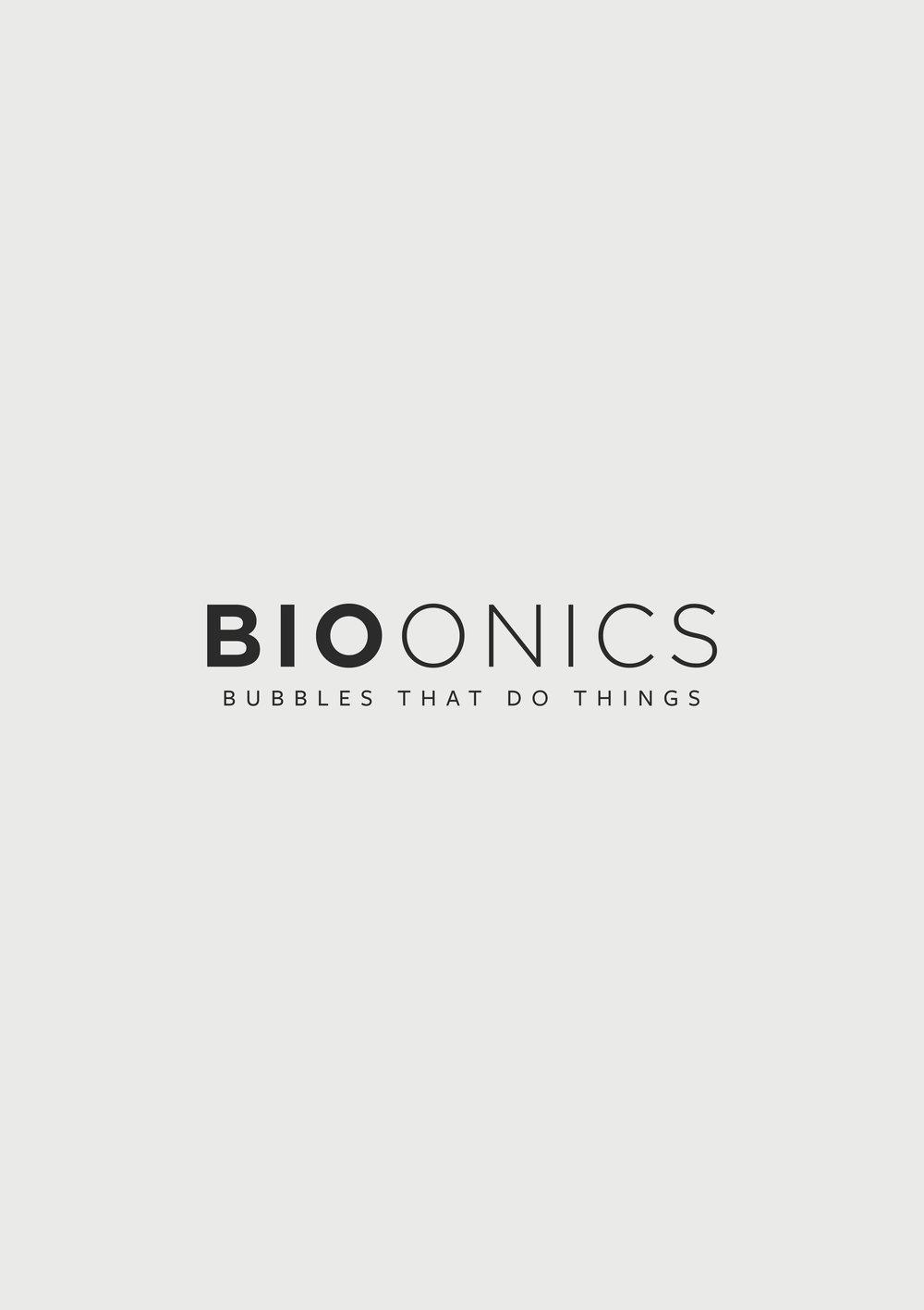 BIOONICS (COMING SOON!)