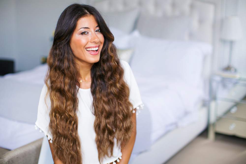 Luxy Hair Extensions Review Blog Styling Hair Extensions