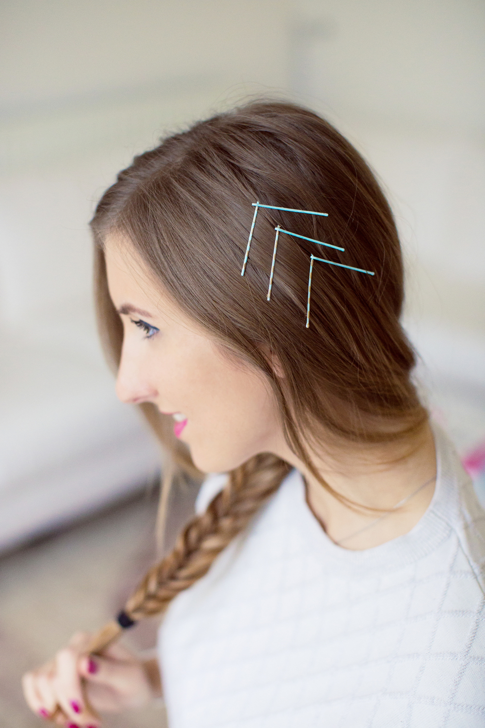 bobby pin hair styles not your average bobby pin luxy hair 3092