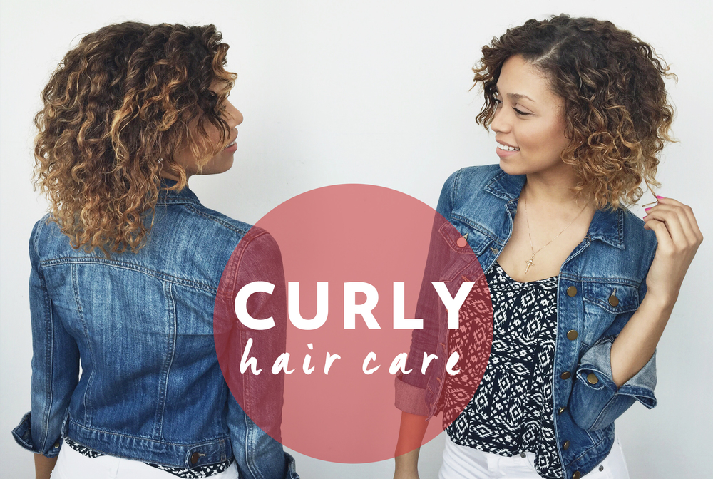 How To Care For Curly Hair