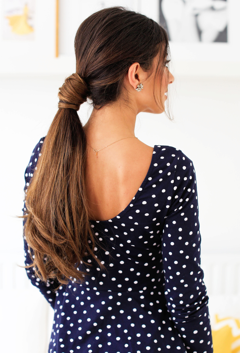 Cute Summer Ponytails Luxy Hair