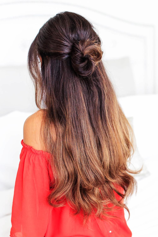 Прически на не длинные волосы на каждый день своими руками