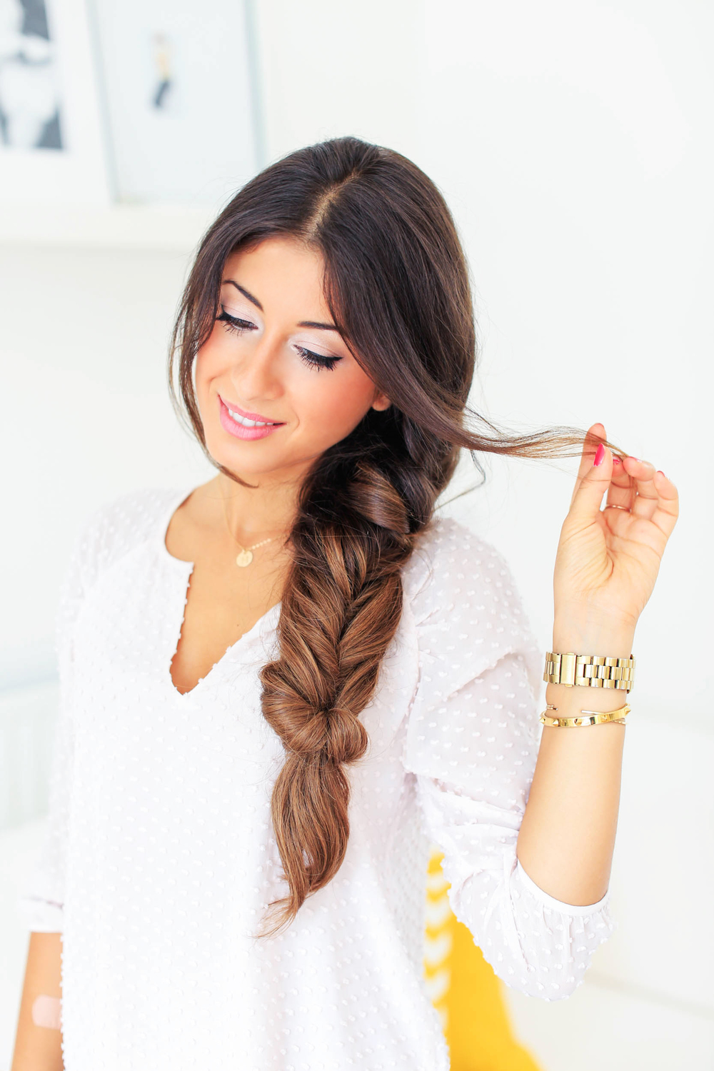 Fluffy Braid