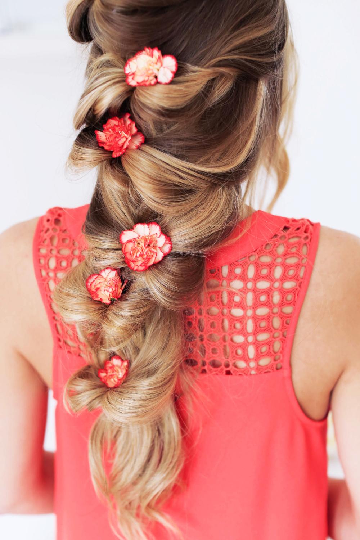 Miraculous The Bow Braid Luxy Hair Hairstyles For Women Draintrainus