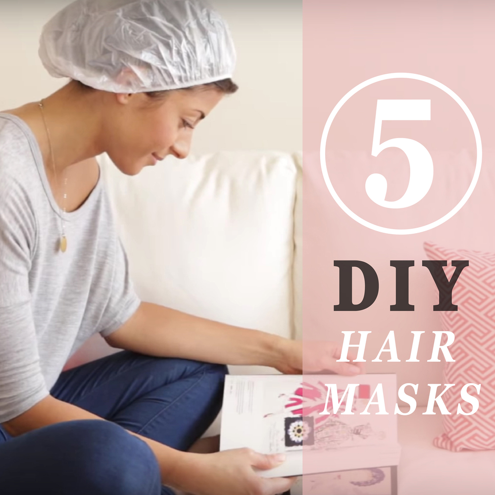 Luxy Hair DIY Hair Masks