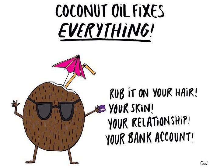 Luxy Hair Coconut Oil 5 Best Oils For Your Hair