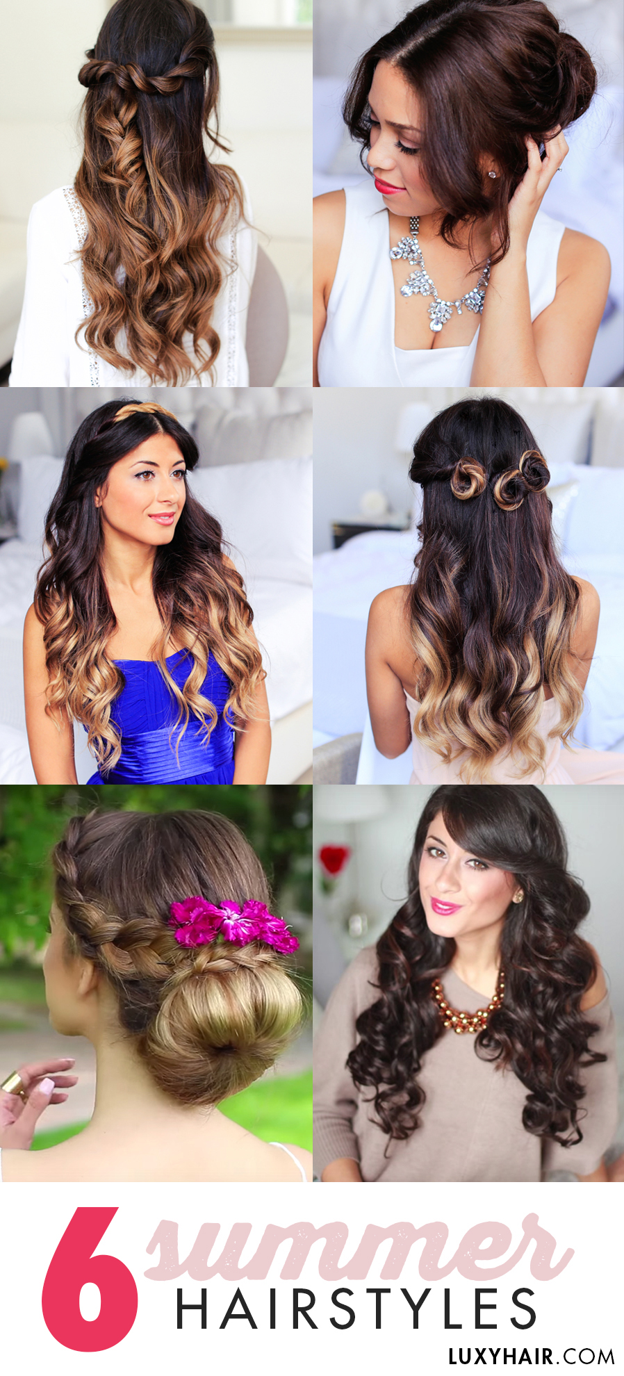 Hairstyles for special occasions 6 summer hairstyles youll love an error occurred baditri Gallery