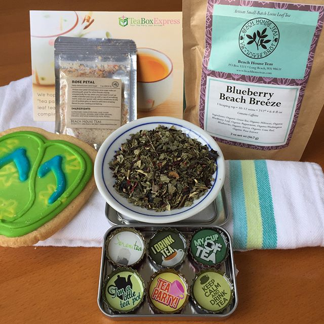 JULY 2017 TEA BOX