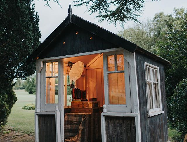 Life's just better in a summerhouse, right?