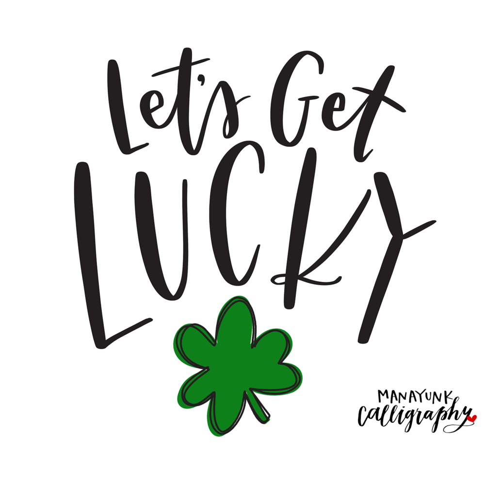 St Patricks - Lucky PNG.png