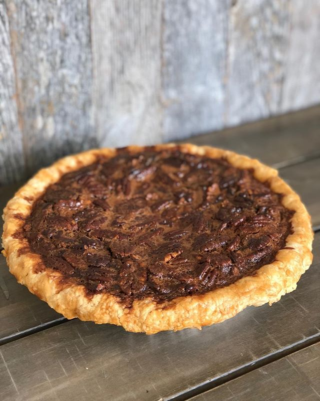 You don't want to pass up on our pecan pie for Thanksgiving! T-minus 5 days! 🥧 Make sure to call and pre-order ASAP.(208)-375-2971