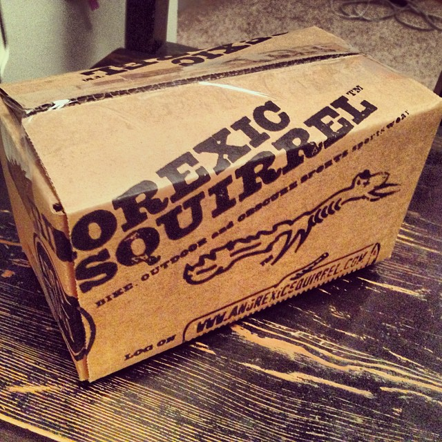 More orders shipping out today! #packaging #squirrel #box