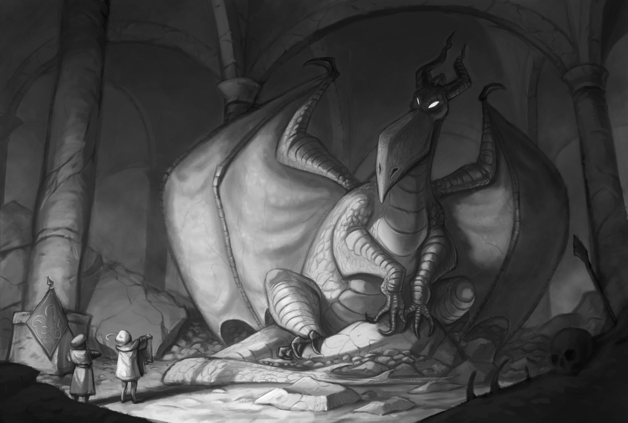 dragon SIMON