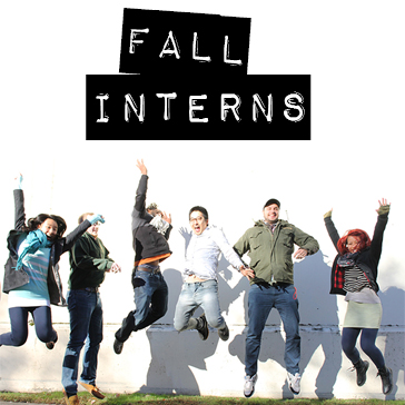 fall interns promo