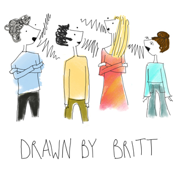 drawn by britt promo