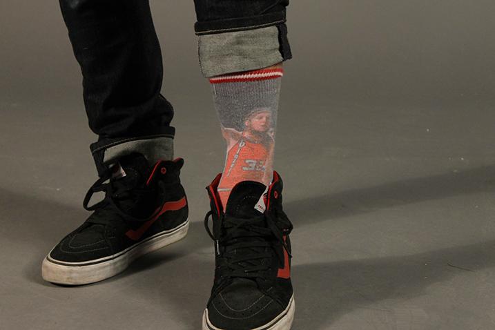 bill walton socks blazers