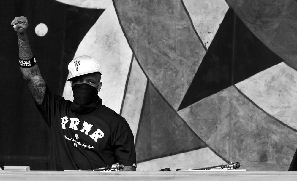 public enemy (DJ Lord)
