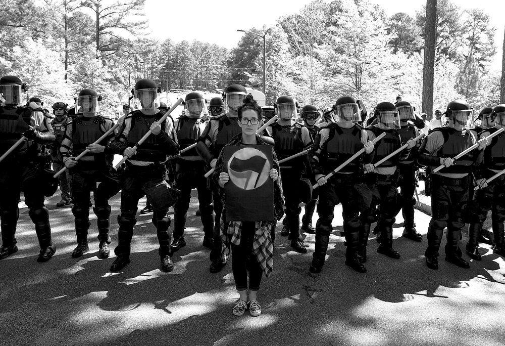 Stone Mountain Klan Rally
