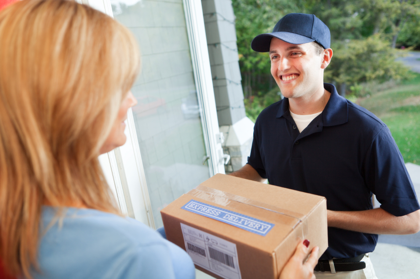 Home Delivery Courier In Vermont And New Hampshire Green