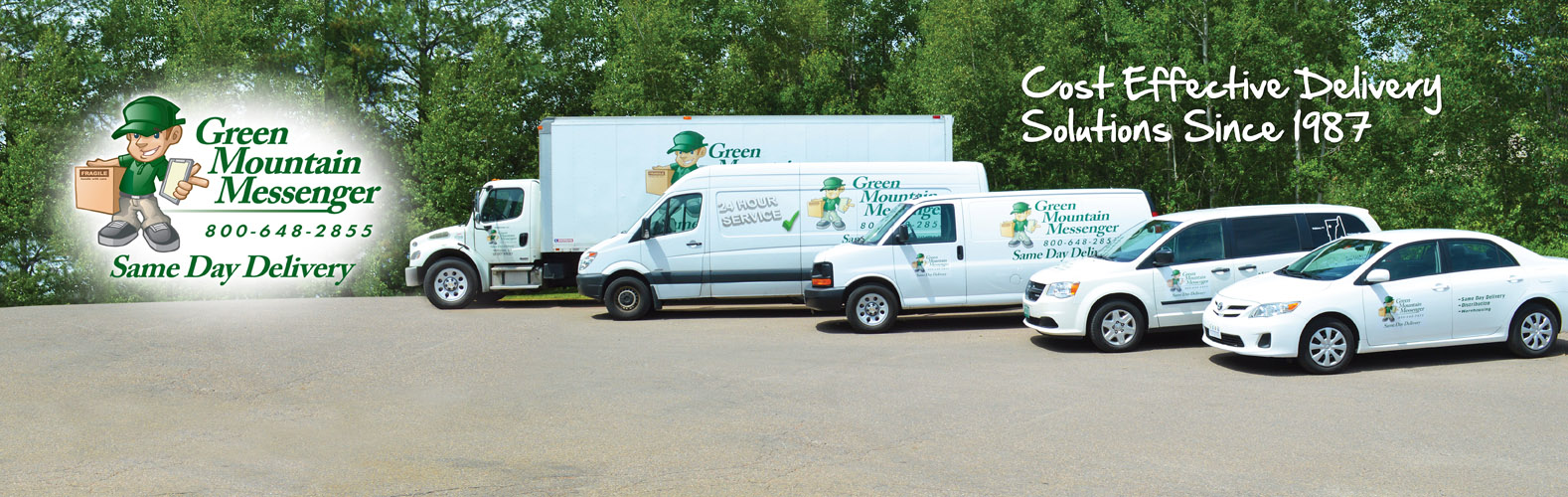 Home Delivery Courier In Vermont And New Hampshire U2014 Green Mountain  Messenger