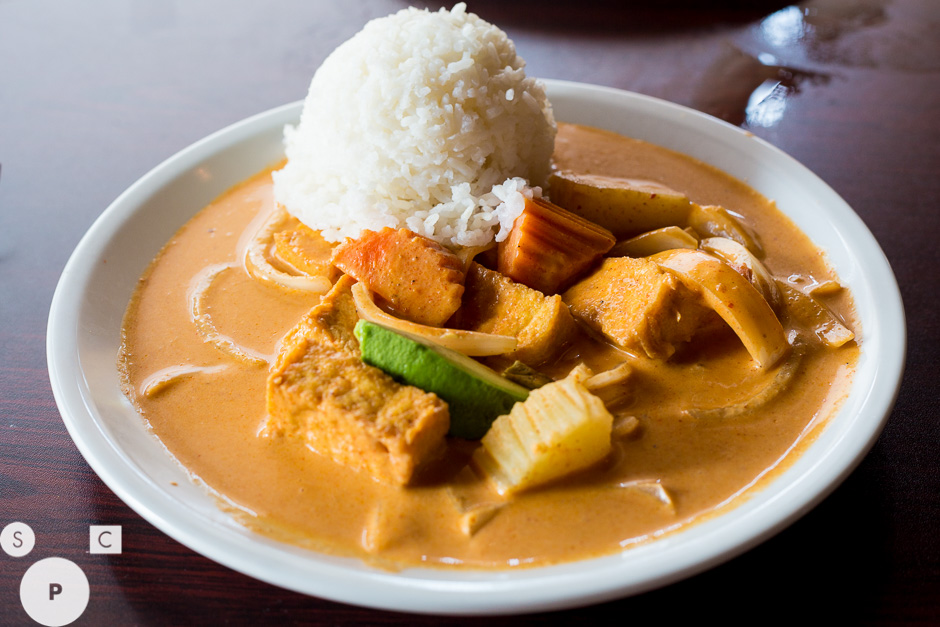 Thai Heaven Newnan, GA Masaman Curry © Susan Crutchfield Photography