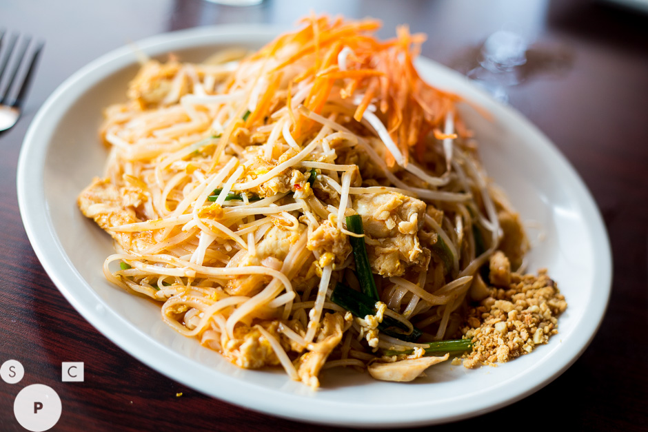 Thai Heaven Newnan, GA Pad Thai © Susan Crutchfield Photography
