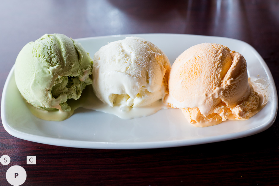 Thai Heaven Newnan, GA Three Traditional Ice Cream © Susan Crutchfield Photogrpahy
