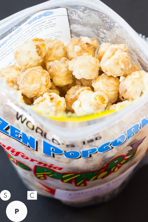 Twisted Peelz Frozen Popcorn Newnan, GA