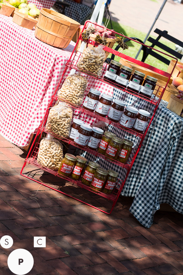 Main Street Newnan Market Day © Susan Crutchfield Photography