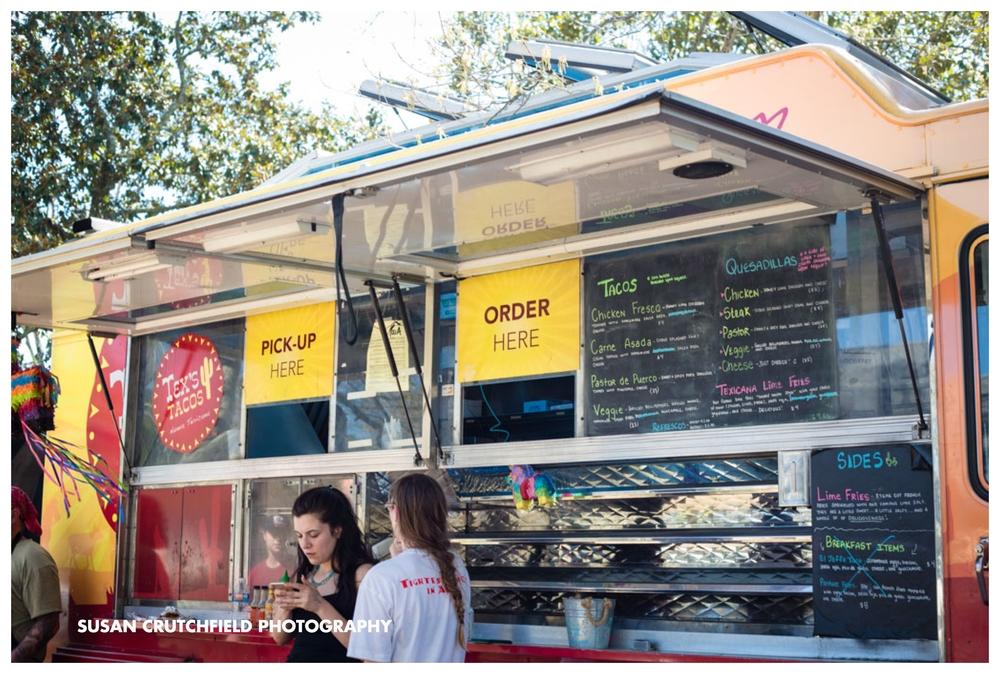 Tex's Tacos Food truck