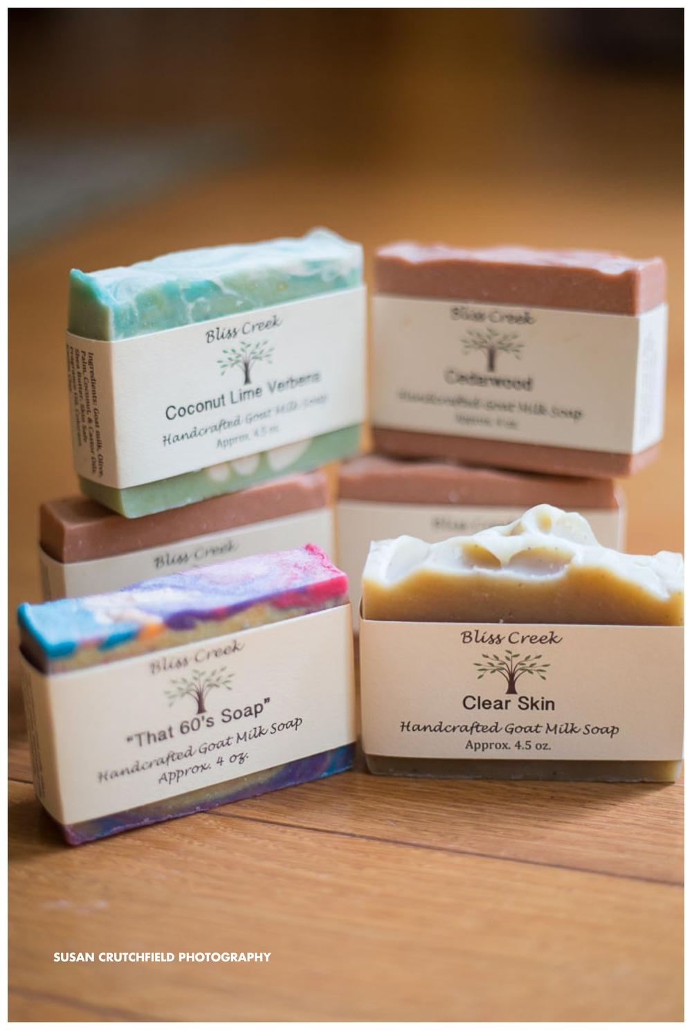 Gorgeous Handmade Soap