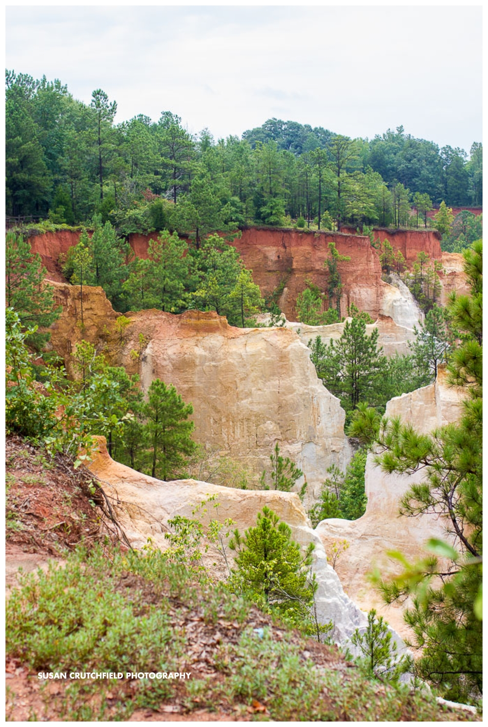 Providence Canyon State Park