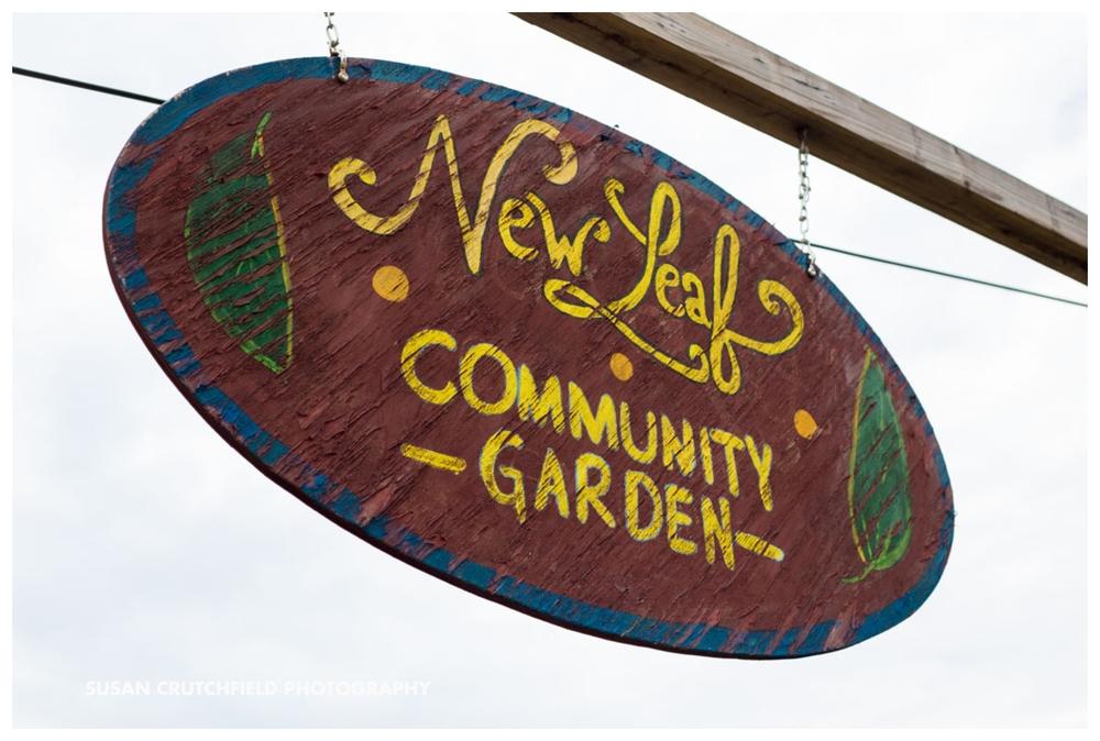 New Life Community Garden