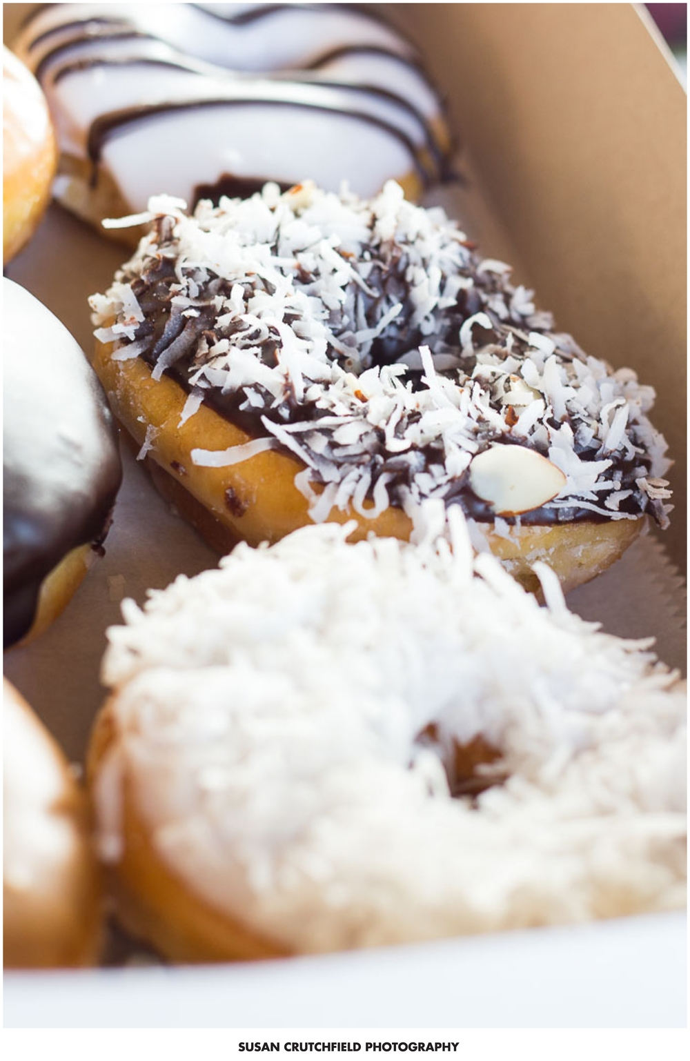 Food Photography Donuts