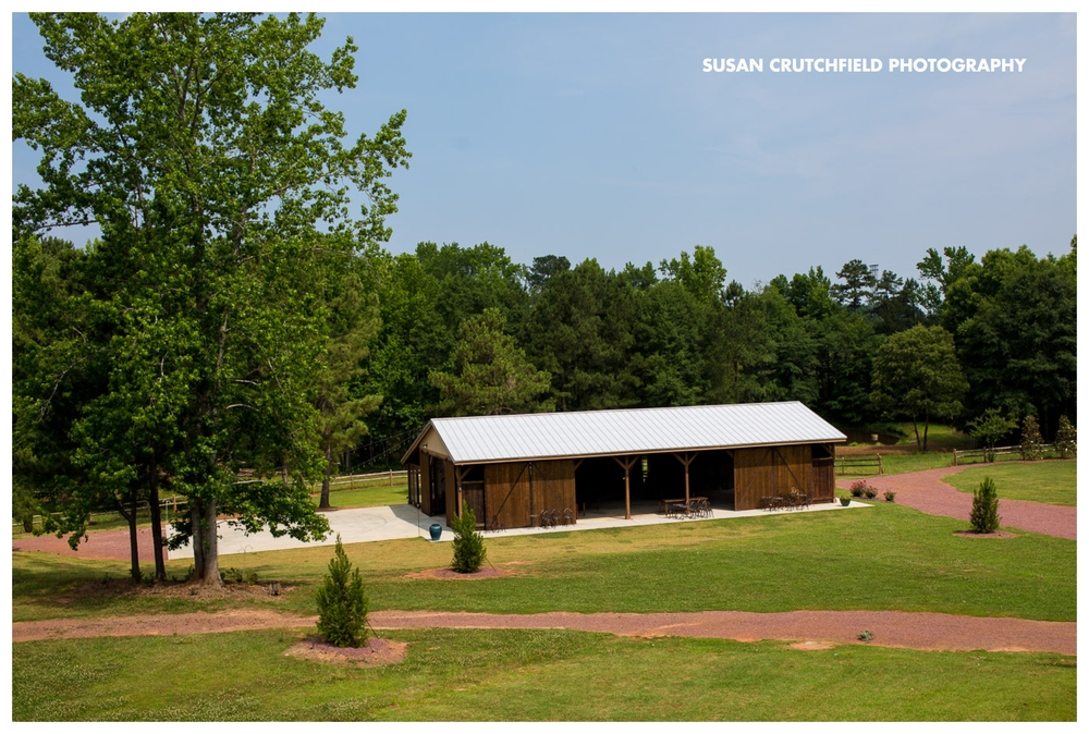 The Barn at Oak Manor Newnan, GA Photo ©Susan Crutchfield Photography