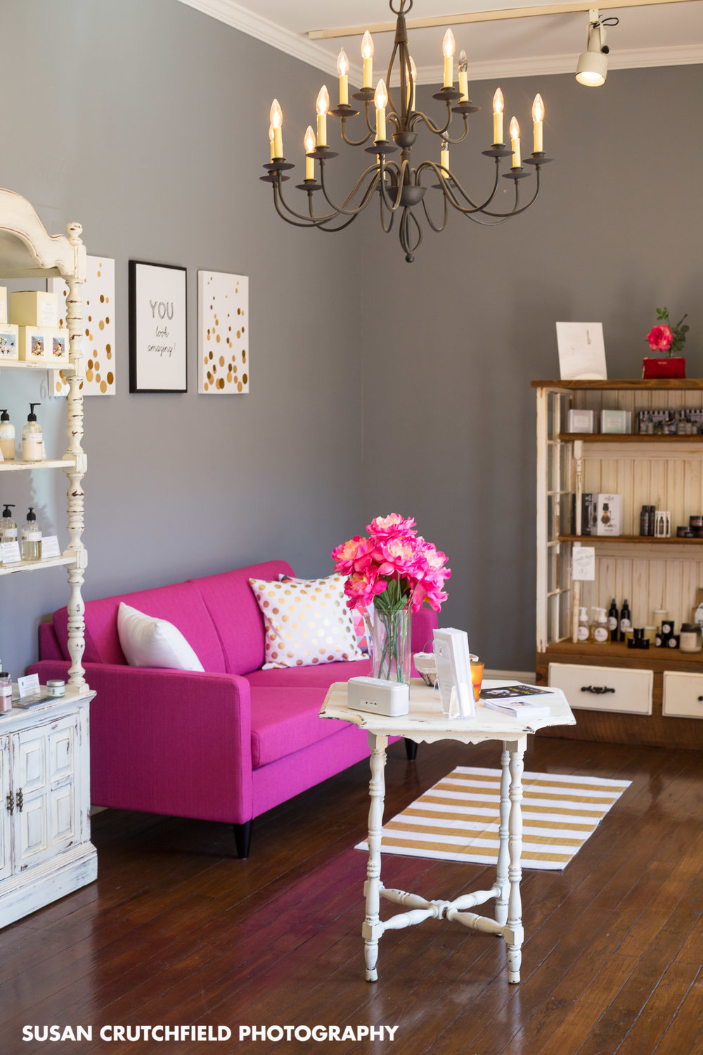 Newnan, GA Beauty Studio